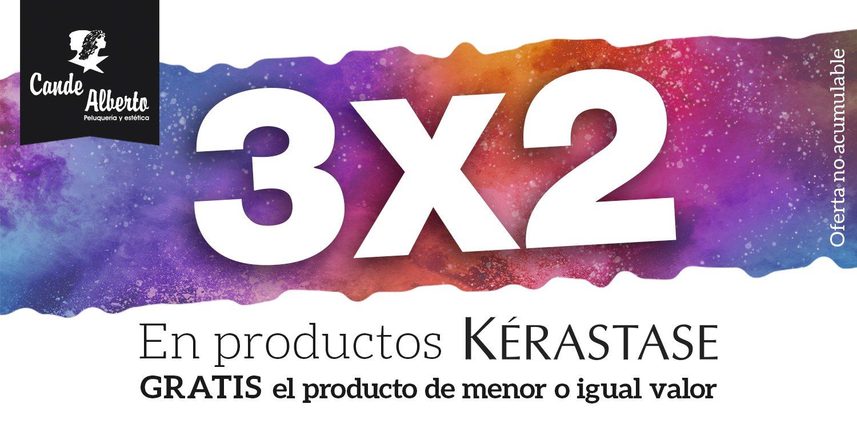 <p>3x2 Kerastase</p>